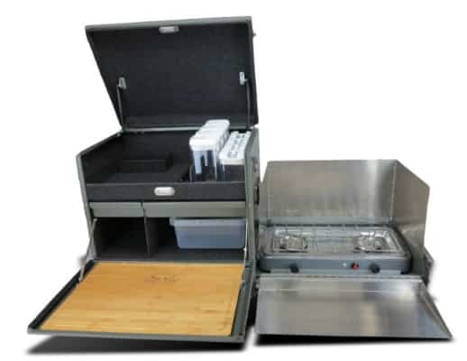Buy The Longhaul Camp Kitchen Online at Top End Campgear
