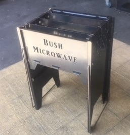 The Story Behind The Bush Microwave -