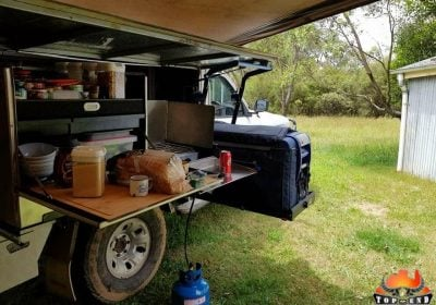 Buy Camping Kitchen Accessories Online at Top End Campgear