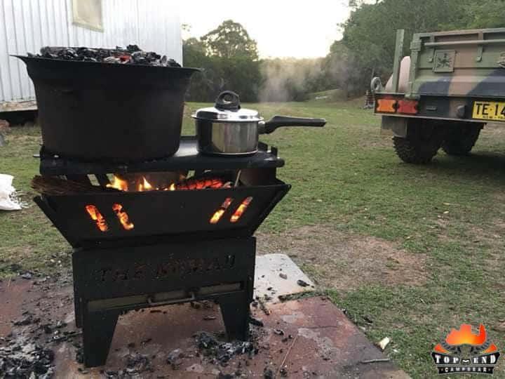 Fire Pit Gallery - https://www.topendcampgear.com.au/wp-content/uploads/2019/04/29425458_1209000119237299_3492521054096588800_n.jpg