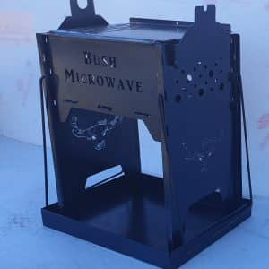 Tall Bush Microwave - COMPLETE KIT