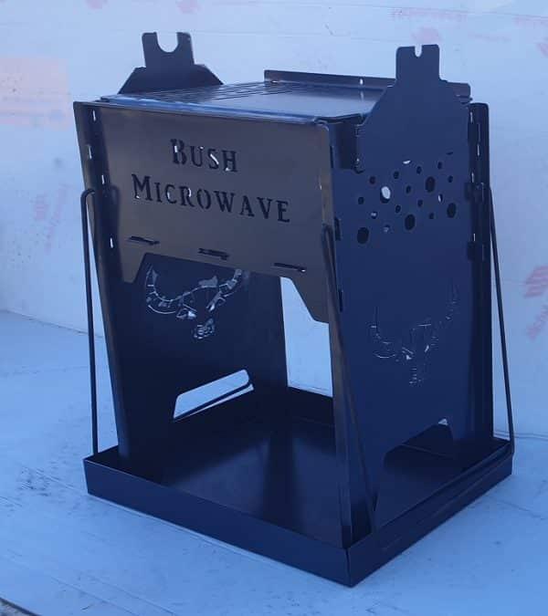 Tall Bush Microwave - COMPLETE KIT