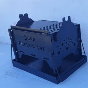 Short Bush Microwave - COMPLETE KIT