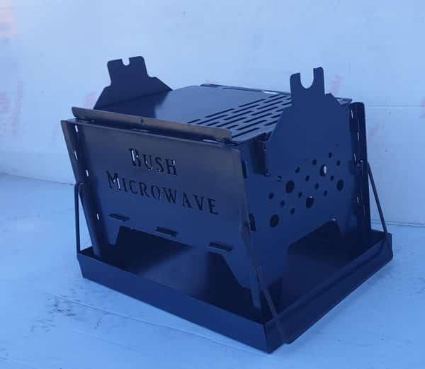 short bush microwave full kit