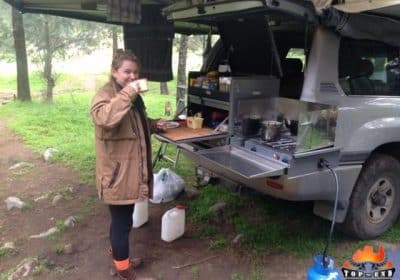 Camp Kitchens -