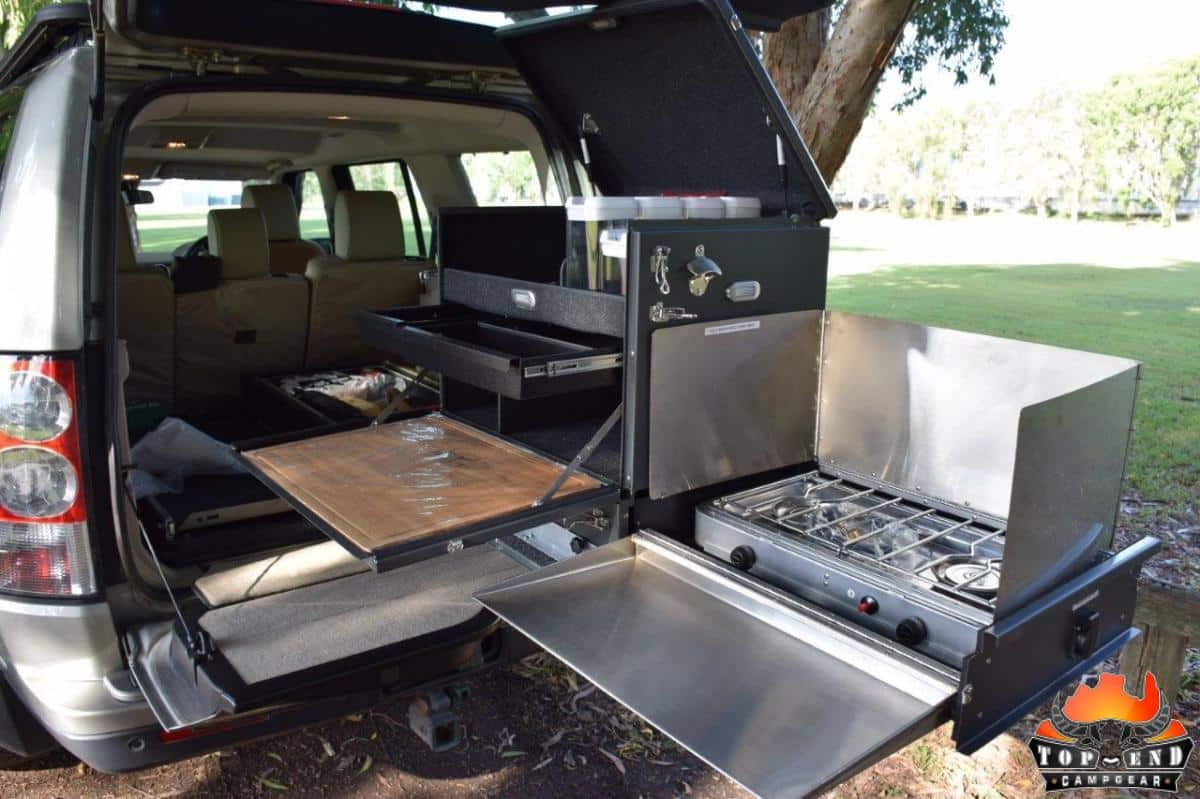 Camp Kitchens Top End Campgear Pty Ltd