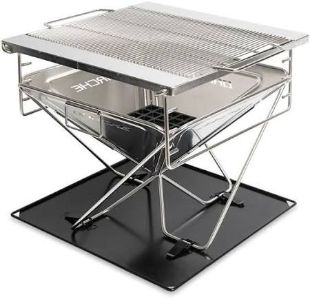Stainless Steel  BBQ Grill 450 -