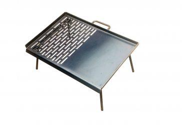 BBQ Plate Folding (1)