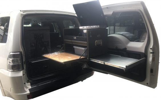 Overlander RH wagon